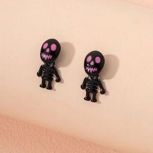 💀 Skeleton Dude Earrings 💀